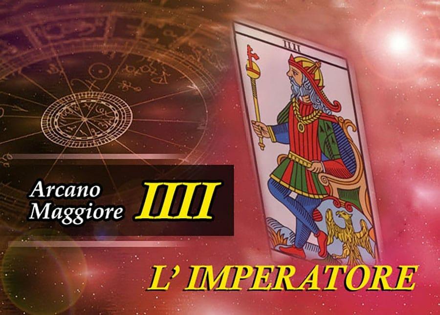 arcano maggiore 'l'imperatore'