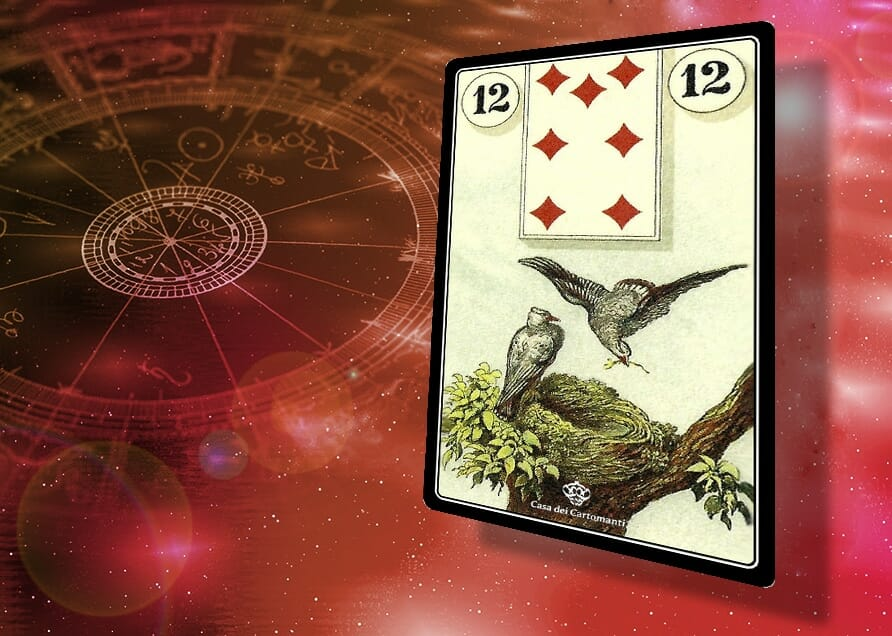 sibille lenormand 12: uccelli