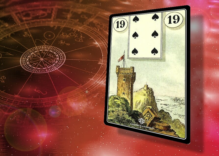 sibille lenormand 19: Torre