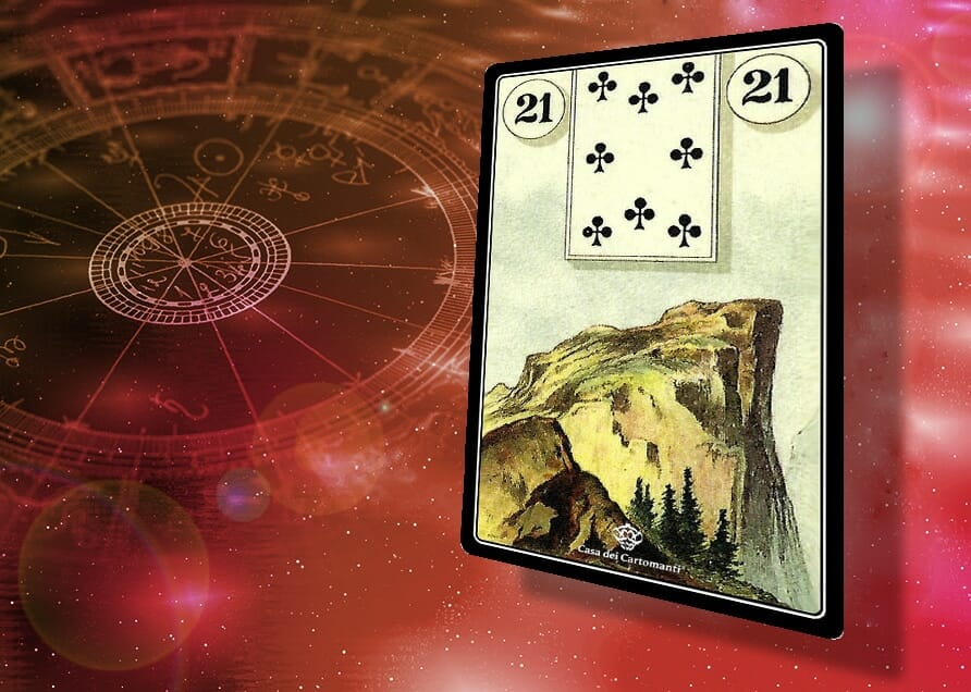 sibille lenormand 21: Montagna