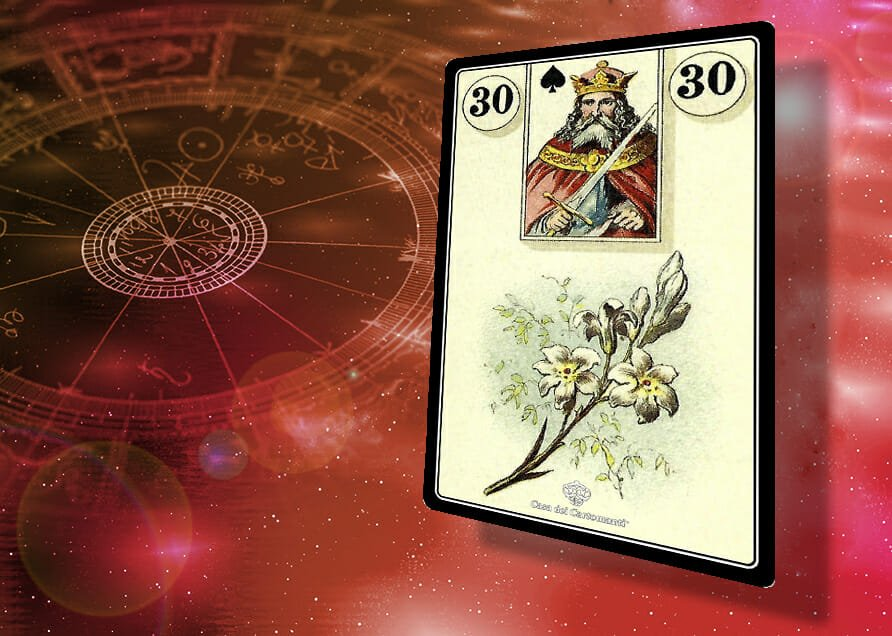 sibille lenormand 30: Giglio