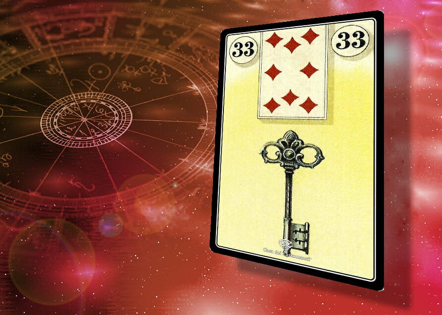 sibille lenormand 33: Chiave