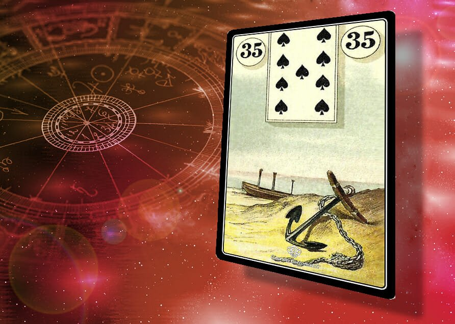 sibille lenormand 35: Ancora
