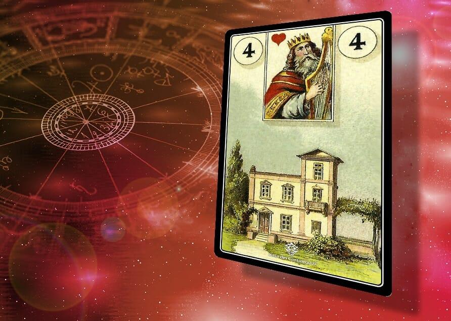 sibille lenormand 4: Casa