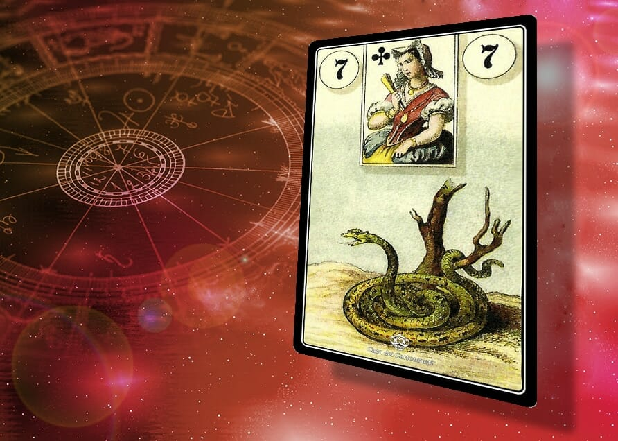 sibille lenormand 7: serpente
